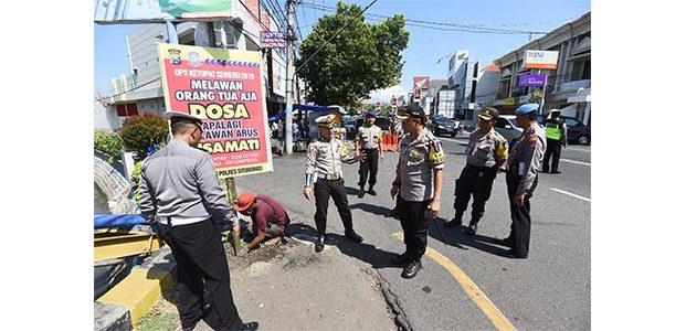 Hadapi Arus Mudik, Polres Situbondo Siapkan 6 Pos Pengamanan di Jalur Pantura