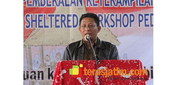 Wabup Blitar Hadiri Pembekalan Keterampilan Teknik Kader SWP