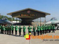 Hanggar Skuadron Udara Lanud Iswahjudi, Saksi Sinergitas antara si Hijau dan Biru