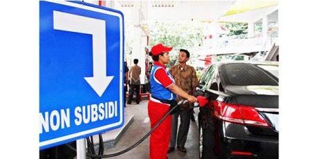Lumayan, Harga BBM Non Subsidi Turun Hingga Rp300/Liternya