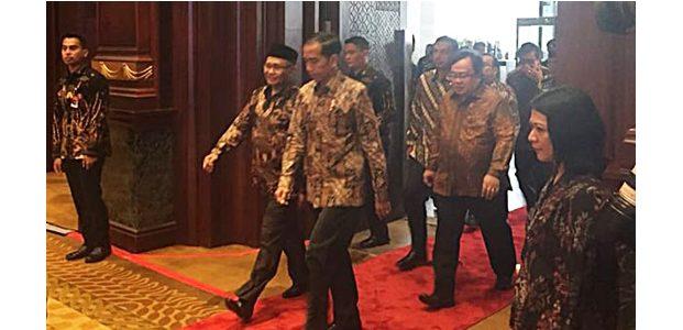 Presiden: Sudah 12 Gubernur, 64 Bupati/Walikota Yang Ditangkap Karena Korupsi
