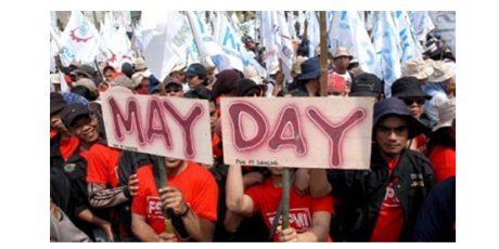 7.000 Personil Polda Jatim Lakukan Pengamanan Hari Buruh 1 Mei