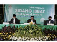 Hasil Sidang Isbat, Idul Fitri Jatuh Pada Minggu, 24 Mei Besok