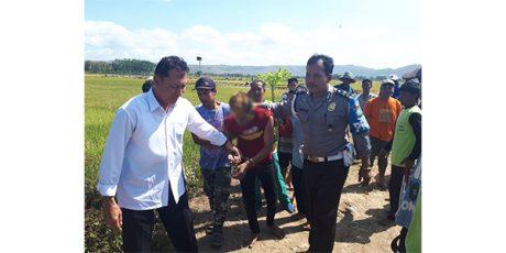 Hendak Bobol Rumah Warga, Pengangguran asal Kalidawir Tulungagung Ditangkap