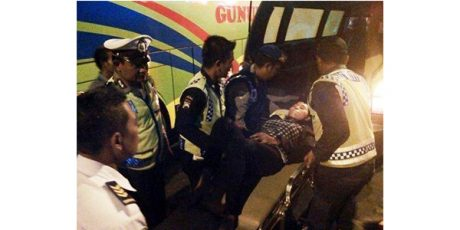 Hendak Pulang Kampung, Seorang TKW dari Malaysia Melahirkan Bayinya di Atas Bus