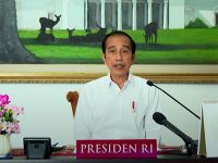 Atasi Lonjakan Pandemi, Presiden: Butuh Kepemimpinan Yang Kuat di Lapangan