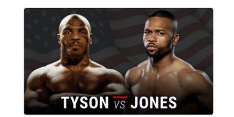 Siang Ini, Ada Duel Mike Tyson vs Roy Jones Jr