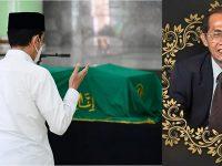 Artidjo Alkostar sang 'Pendekar Hukum' Berpulang, Ini Kata Presiden Jokowi