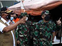 RS Lapangan Indrapura Siap Tangani Lonjakan Kasus Covid-19 di Jatim