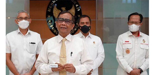 Ke Obligor BLBI, Mahfud MD: Jangan Main-Main!