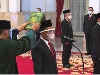Presiden Lantik 2 Menteri, Kepala BRIN dan Anggota Dewas KPK