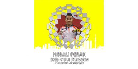 Lifter Eko Yuli Irawan, Persembahkan Medali Kedua untuk Indonesia di Olimpiade Tokyo