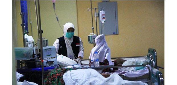 60 Jemaah Haji Indonesia Yang Sakit, Masih di Rawat di Arab Saudi
