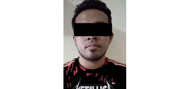 Simpan Sabu di dalam Jam Dinding, Pria asal Dandangan Kediri Dibekuk Polisi