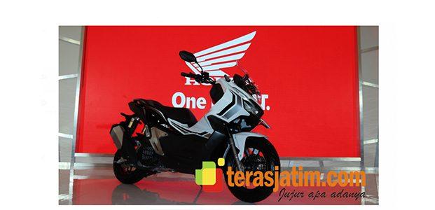 Honda ADV150 Raih Rookie of The Year