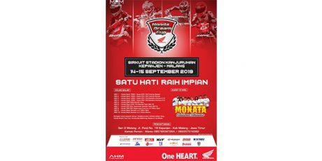 Honda Dream Cup (HDC) Malang Bakal Seru