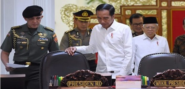 Hormati Proses Uji Materi di MK, Jokowi Pastikan Tak Keluarkan Perppu KPK