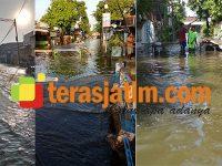 Hujan 5 Jam Guyur Lamongan, Sejumlah Wilayah Kebanjiran