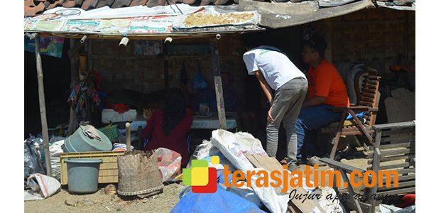 Huni Gubug Reyot di TPA, Keluarga ini Belum Tersentuh Bantuan Pemerintah