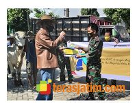 Idul Adha 1441 H, PEPC Serahkan Puluhan Hewan Kurban ke Warga Bojonegoro