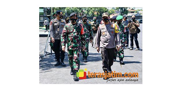 Irjen Fadil Resmi Tinggalkan Polda Jatim, Ini Kesan Dangartap III/Surabaya