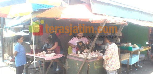 Revitalisasi Pasar Blimbing Malang, Masih Ruwet
