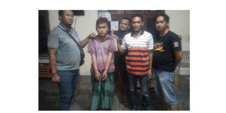 Jadi Buronan, Pria asal Besuki Situbondo Dicokok di Pasuruan