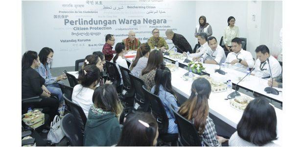 Jadi Korban 'Pengantin Pesanan' di Beijing, 14 Wanita asal Indonesia Berhasil Dipulangkan
