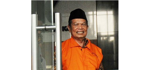 Jadi Tersangka Sejak November 2017, KPK Akhirnya Tahan Wali Kota Mojokerto
