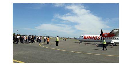 Jadwal Penerbangan Surabaya-Sumenep PP Kembali Setiap Hari
