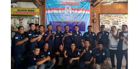 Jagong Pers dalam Launching FWB, Harapan Baru Sinergitas Media dan Birokrasi di Bojonegoro