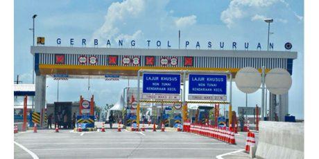 Jalan Tol Pasuruan-Probolionggo (Paspro) Siap Dioperasikan