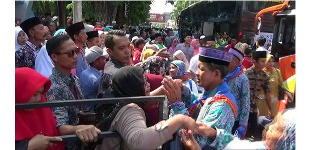 Jamaah Haji Tiba, Polres Bojonegoro Siapkan 250 Personel Pengamanan