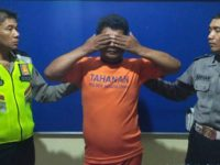 Gagal Menjambret, Pria asal Pesantren Kediri ini Jadi Pesakitan Polisi