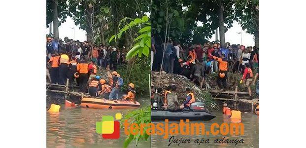 Jasad 3 Pelajar SMP 5 Sidoarjo Yang Tenggelam, Semuanya Telah Ditemukan