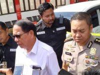 Jatanras Polda Jatim Amankan 5 Mobil Hasil Kejahatan dari Seorang Penadah di Jember