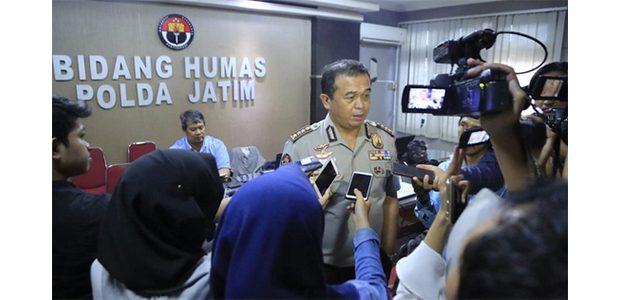 Polda Jatim Tangkap 3 dari 21 DPO Kasus Pembakaran Mapolsek Tambelangan Sampang