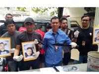 Jatanras Polrestabes Surabaya Tembak Mati 3 DPO Curanmor asal Pasuruan