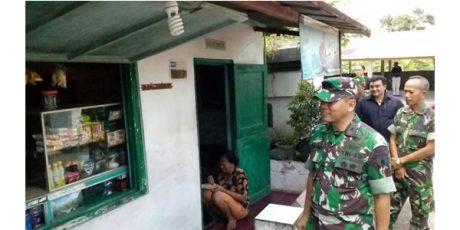 Jelang Ditutup 29 Mei, Danrem Mojokerto Periksa Lokalisasi Balong Cangkring