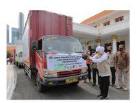 Jelang PSBB di Malang Raya, Pemprov Jatim Kirim Bahan Pangan Untuk Dapur Umum
