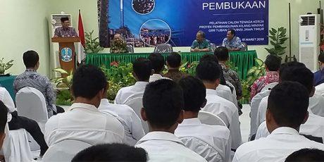 Jelang Pembangunan Kilang di Tuban, Pertamina Latih Putra Daerah