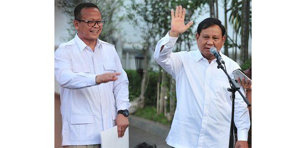 Jelang Pengumuman Kabinet Kerja Jilid II, Jokowi Panggil Prabowo Subianto