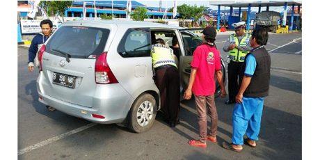 Jelang Perayaan Nyepi, Pengamanan di Pelabuhan Ketapang Banyuwangi Ditingkatkan