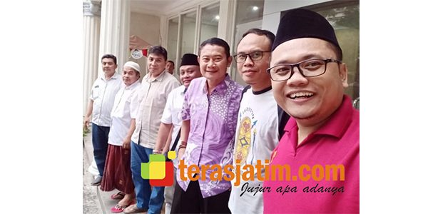 Jelang Pilbup Lamongan, Gerindra Gelar Komunikasi dengan Yuhronur Efendi