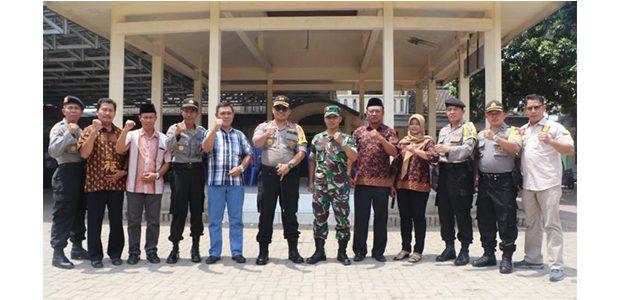 Jelang Pilkades Serentak, Kapolresta Kediri Gelar Patroli Desa