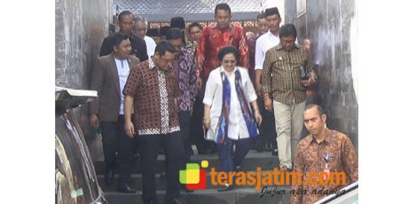 Jelang Ramadhan, Megawati 'Nyekar' Makam Bung Karno