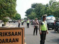 Jelang Ramadhan, Polrestabes Surabaya Gelar Operasi Patuh Semeru 2017