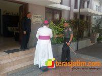 Jelang Silaturahmi Kebangsaan, Danrem Baladhika Jaya Kunjungi Tokoh Agama di Malang Raya