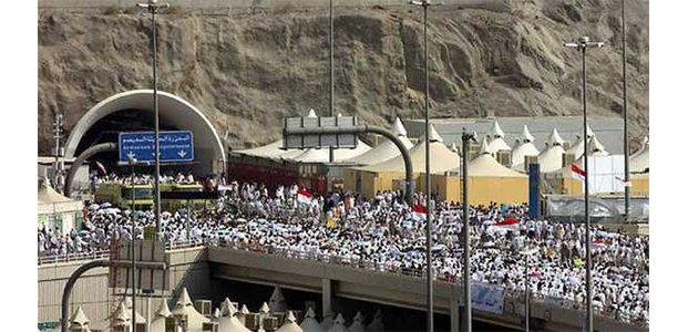 Jemaah Nafar Awal Tinggalkan Mina Kembali ke Makkah