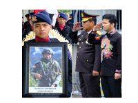 Jenazah Bharatu Anumerta Doni Priyanto Yang Gugur di Papua, Dipulangkan ke Trenggalek